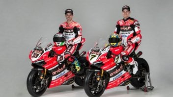 SBK: Ducati Aruba opens the hunt for the 2017 title