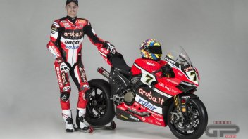 SBK: Davies: Valentino would make the difference in SBK