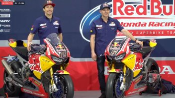 SBK: Hayden and Bradl, raging bulls for Honda