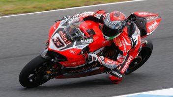 """SBK: Melandri: """"An unproductive day, but I know what to do"""""""