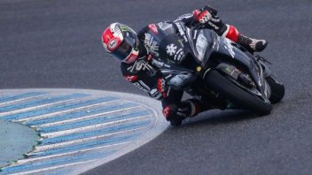 SBK: Jerez test: the rain doesn't stop Rea, De Angelis 3rd