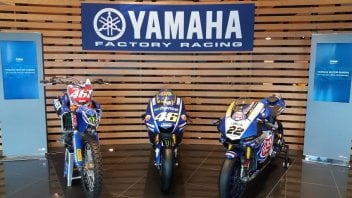 SBK: Yamaha starts their engines for 2017