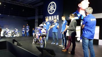 SBK: Lowes and van der Mark, special challenge with Yamaha
