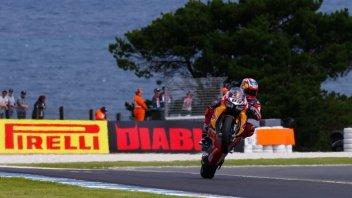 SBK: Hayden: troppi rischi con la Honda che abbiamo