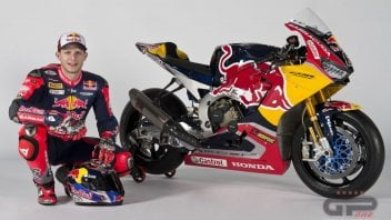 "SBK: Bradl: ""SBK? There's no Marquez but the level is high"""