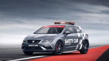 SBK: Seat Cupra the new 'safety car' of World Superbike