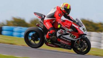 "SBK: Forés: ""I'm fast, without taking risks"""