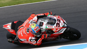 "SBK: Savadori: ""I need to improve to be with the leaders"""