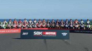 SBK: Superbike gets underway in Australia: nighttime battle