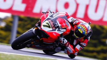 SBK: Davies the quickest on Friday ahead of Rea, Melandri 5th