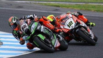 SBK: Phillip Island, gli orari delle gare su Mediaset ed Eurosport