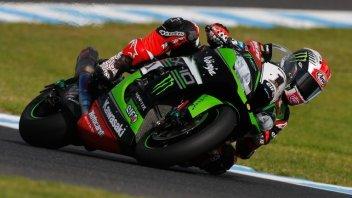 "SBK: Rea: ""The Kawasaki has surprised me once again"""