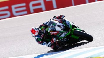 SBK: 110 with honours for Rea, winning again in Race 2