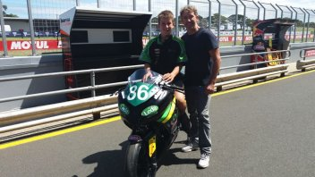 "SBK: Bayliss: ""Today I learn from my son. The titles? Rea and Rossi"""