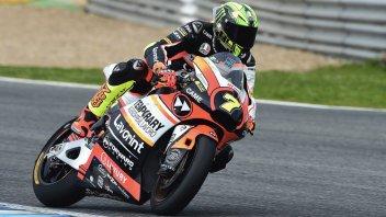 Moto2: Jerez: Partenza dei test rimandata per Baldassarri