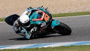 Moto2: Axel Bassani salta il GP del Qatar, Cardus al suo posto