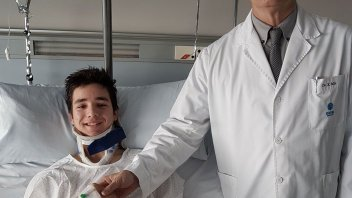 Moto2: Lecuona undergoes surgery: out for 4 to 6 weeks