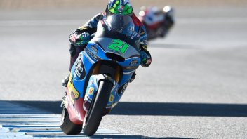 Moto2: Morbidelli breaks records at Jerez test