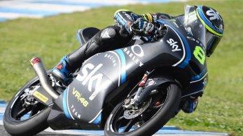 Moto3: Bulega e Morbidelli fanno da padroni la mattinata di Jerez