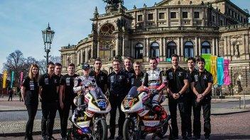 Moto3: Kornfeil and Pulkkinen throw down the gauntlet with Peugeot MC SAXOPRINT