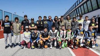 Moto3: VR46 Riders Academy e FMI insieme a Misano
