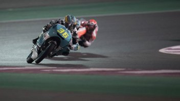 Moto3: Triumph for Mir in Qatar, Fenati 5th