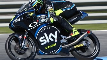 Moto3: Test Jerez: Bulega rimane in testa