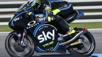 Moto3: Jerez Test: Bulega retains the lead