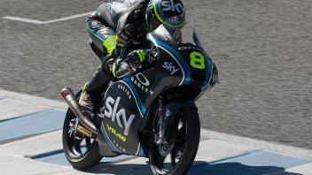 Moto3: Jerez test: Bulega and Marquez close on top