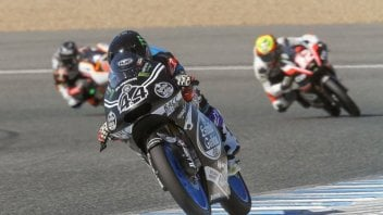 Moto3: Jerez Test: Canet stands out, Fenati chases