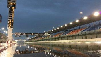 Moto3: Arrivano le gomme rain anche per Moto2 e Moto3