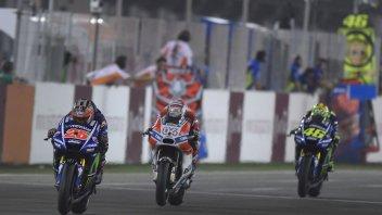 MotoGP: La MotoGP batte la Formula 1 su Sky Sport