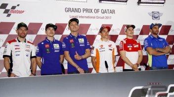 """MotoGP: Vinales: """"Voglio arrivare allo stesso livello di Marquez"""""""