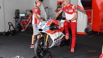 MotoGP: Dall'Igna: no winglets is the reason for the problems with the GP17