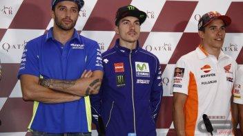 """MotoGP: Vinales: """"Ho un buon passo, anche Rossi sarà davanti"""""""