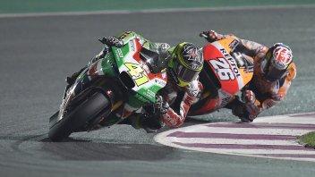 """MotoGP: Espargarò: """"L'Aprilia? Oggi potevamo anche lottare per il podio"""""""
