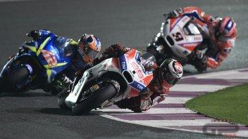 MotoGP: Lorenzo: Dovizioso ha dimostrato che la Ducati è vincente