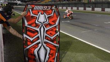 """MotoGP: Marquez: """"Vinales è un passo avanti"""""""