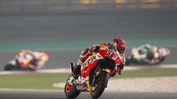 "MotoGP: Marquez: ""Ho commesso l'errore più grande del weekend"""
