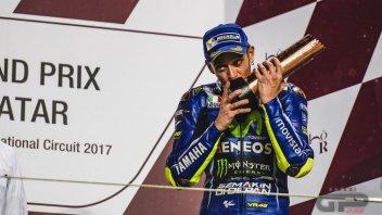 MotoGP: Rossi: neanch'io avrei scommesso su un mio podio