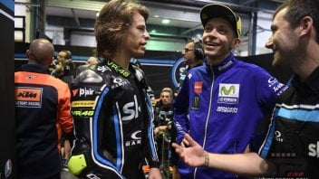 MotoGP: Rossi: for now I don't have the pace to come back from behind