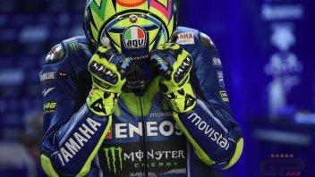 MotoGP: Rossi: oggi problemi diversi, è meno frustrante
