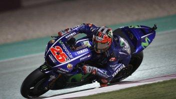 MotoGP: Viñales ahead of Dovizioso in Qatar, Rossi third