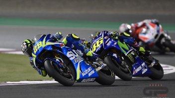 MotoGP: MotoGP action, Losail, FP1