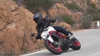 Test: VIDEOPROVA Ducati Monster 797