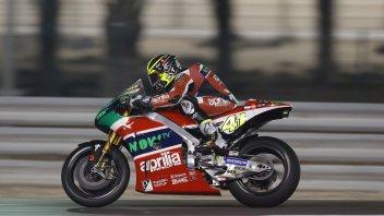 MotoGP: Aleix Espargarò soddisfatto: senza la scivolata più avanti