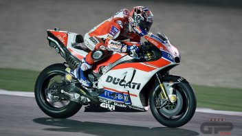 MotoGP: Test: Dovizioso shows his strength in Qatar