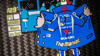 MotoGP: Andrea Iannone, a 'maniac' riding the Suzuki