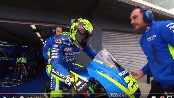 MotoGP: Andrea Iannone spiega come si evolve la Suzuki GSX-RR
