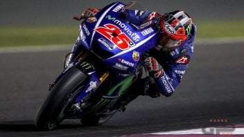 MotoGP: Vinales dominates in Qatar too, Dovizioso is close